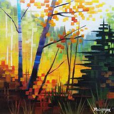 A Celebration of the Season by Michelle Condrat Western Landscape, University Of Utah, Community Art, Wonders Of The World, Painting & Drawing, Art History, Vibrant Colors, Celebration, My Arts