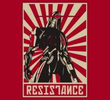 Geth Resistance Legion by icedtees