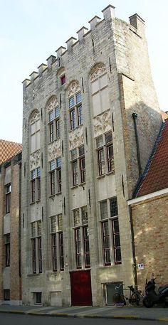 Huis de la Torre Spanjaardstraat - Brugge - Bruges
