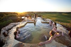 Hepburn Spa - Mineral Springs Bathhouse and Wellness Retreat: Official Site - Daylesford Hepburn Springs Victoria, Australia