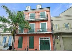 New Orleans Real Estate - Crescent City Living Commercial Property For Sale, Commercial Real Estate, Brick Building, Building A House, Louisiana Homes, Central Business District, Multi Family Homes, Expensive Houses, Crescent City