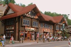 Downtown #Gatlinburg is full of excitement with unlimited #Shopping options. http://www.diamondrentals.com/