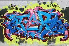 New York Citys Uptown Open Air Gallery with LA-based graffiti writer Jero ICR