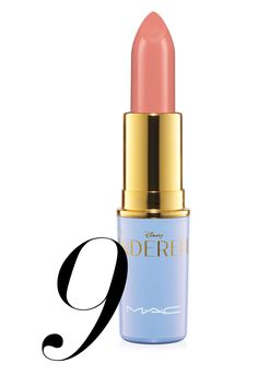 M.A.C. Cinderella Collection Lipstick in Royal Ball, $17.50, available online February 26 at maccosmetics.com.   - HarpersBAZAAR.com