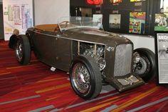 Classic Roadster - SEMA 2014
