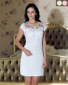 Şahinler Zakkum Dantelli Takım White Dress, Dresses, Fashion, Vestidos, Moda, Fashion Styles, Dress, Fashion Illustrations, Gown