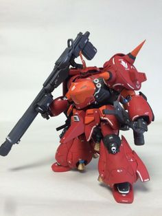 Gunpla Custom, Custom Gundam, Battle Angel Alita, Gundam Model, Military, Robots, Resin, Fiction, Highlight