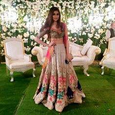 Explore from latest collection of lehengas online. Shop for lehenga choli, wedding lehengas, chaniya choli, ghagra choli & designer lehengas in variety of colors. Indian Gowns Dresses, Indian Fashion Dresses, Indian Designer Outfits, Pakistani Dresses, Pakistani Couture, Pakistani Wedding Outfits, Indian Bridal Outfits, Indian Wedding Wear, Wedding Dresses