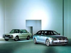 BMW 5-Series E12 & E60   by Auto Clasico