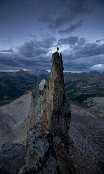 Wspinaj się na wyznaczone przez siebie szczyty!