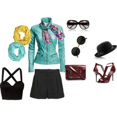 """""""Dia a dia"""" by juemaciel on Polyvore"""