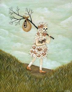 The Joyful Demon. By Kathleen Lolley, 2011