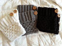 Easy Crochet Boot Cuff Pattern | Top 10 Beautiful and Warm Free Boot Cuff Crochet Patterns