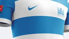 Hertha Berlin | Identity, Digital Design | Liam Henderson Project, Nike Logo, Berlin, Identity, Digital, Design, Finals, Personal Identity
