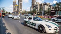 Dubai for petrol heads