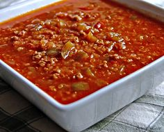 Stuffed sweet pepper soup, (can substitute rice with quinoa)