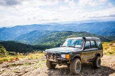 Land Rover Discovery 2 Off Road Romania -