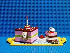 High-Fashion LEGO Editorials : LEGO and jewelry photos