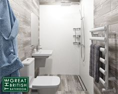 When it comes to creating a luxurious wet room with spa-like appeal, size isn't everything. Check out our small wet room ideas to see how easy it is to achieve. Wet Room Shower Tray, Wet Room Bathroom, Bathroom Ideas, Small Wet Room, British Bathroom, Walk In Shower Enclosures, Small Bathroom Layout, Shower Wall Panels, Luxury Shower