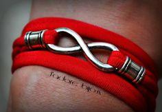 bracciale infinito di J'adore bijoux su DaWanda.com