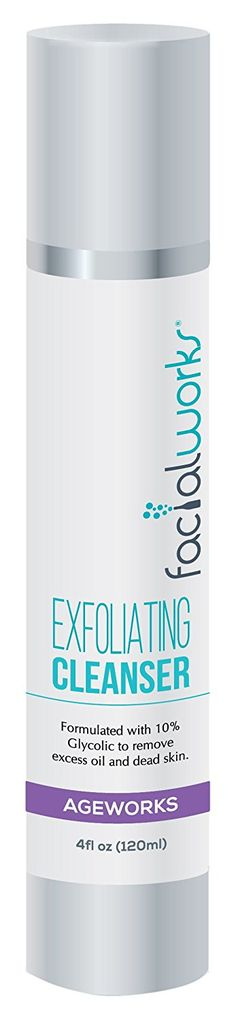 Facialworks Exfoliating Cleanser *** This is an Amazon Affiliate link. Read more at the image link.