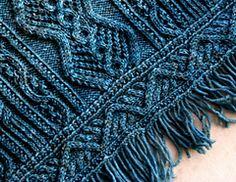 Ravelry: Argonath pattern by Susan Pandorf