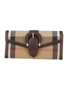 Burberry Nova Check Wallet