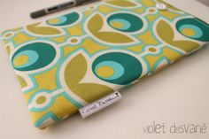 Funda iPad Mini / iPad mini case / Funda tablet por VioletDesvarie, €15.00
