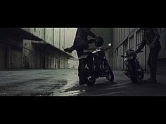 WINGS - a film about the retro motorcycle