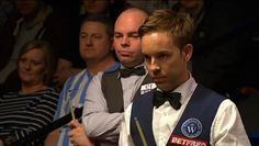 2016 World Championship (Day 1) - Crucible Curse strikes again. Bingham loses to Carter