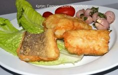 Cream Crackers, Fish Dishes, Greek Recipes, Soul Food, Cornbread, Seafood, French Toast, Cooking Recipes, Vegan