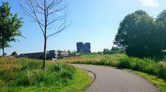 Breda  Heuvelkwartier 3 torens 2015