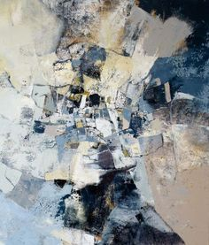 "Anna Warsop; Acrylic, 2011, Painting ""Ville"""