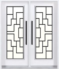 all type door design Door Grill, Window Grill Design, Window Bars, Door Gate Design, Wrought Iron Doors, Unique House Design, Steel Doors, Entry Doors, Windows And Doors