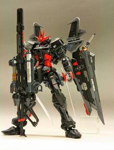 POINTNET.COM.HK - MG 1/100 Gundam Astray Noir