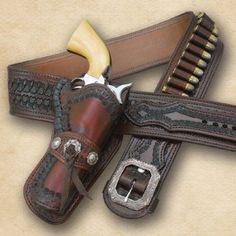 Western Holsters | Custom Western Holsters | WesternGunHolsters ...
