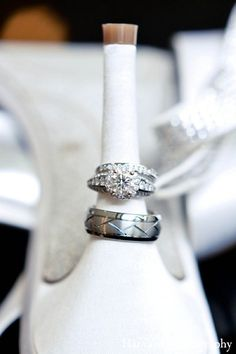 Wedding Rings http://maharaniweddings.com/gallery/photo/15026