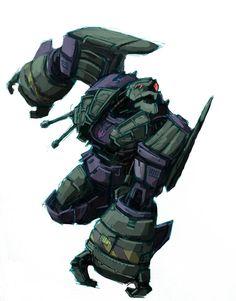 Animated Lugnut by Klejpull on DeviantArt Transformers Bumblebee, Transformers Art, Gi Joe, Beast Machines, Transformer 1, Revenge Of The Fallen, Last Knights, Conceptual Design, Character Concept