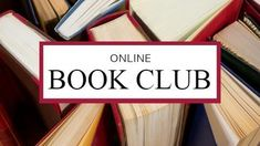 An online book club. Background video of lots of books staked together, perfect for using for a youtube video template. Youtube Video Template, Youtube Video Thumbnail, Online Book Club, Books Online, Creative Video, Templates, Education, Learning, School