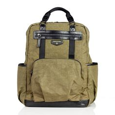 TWELVELittle - Unisex Courage Backpack Olive