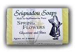 Spring Flowers Glycerin and Shea Soap