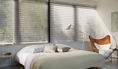 Best Ideas For Bedroom Window Treatments Room Darkening Hunter Douglas Hunter Douglas, Nantucket, Silhouettes, Desgin, Design Your Bedroom, House Blinds, Bedroom Windows, Bed Styling, Bedroom Designs