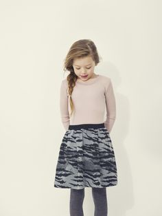 Rosemunde Kids AW15 with everyday luxurious clothing for girls ...