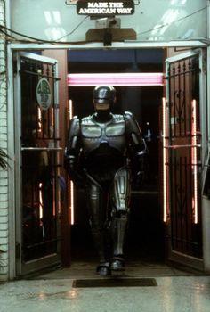 RoboCop - Presented at The Great Digital Film Festival 2012 Fantasy Films, Sci Fi Fantasy, Ronny Cox, Robocop 2, Peter Weller, Paul Verhoeven, Total Recall, Cinema, Digital Film