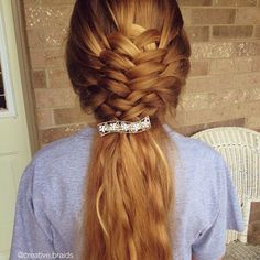 Hairstyle - Instagram photo taken by ally❥ - INK361