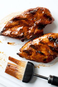 Simple Kansas City Style Barbecue Sauce