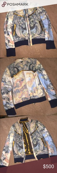 Givenchy jacket Went to a Rae Sremmurd show & got this personally from Swae Lee. I think it's custom made Givenchy because the rest of his outfit was givenchy. If $500 is to much feel free to make offers Givenchy Jackets & Coats Bomber & Varsity