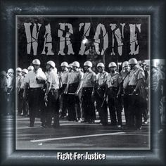 Warzone: Fight For Justice CD