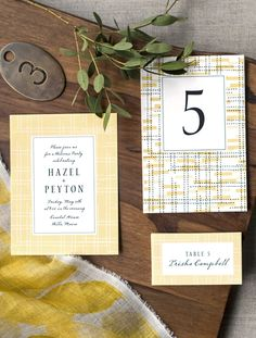 vintage wedding invitations by hello tenfold | styling by michelle smith | photo by lissa gotwals