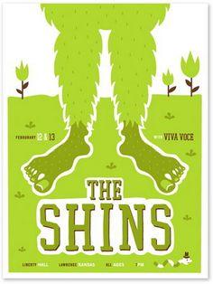 the shins poster (bottom)
